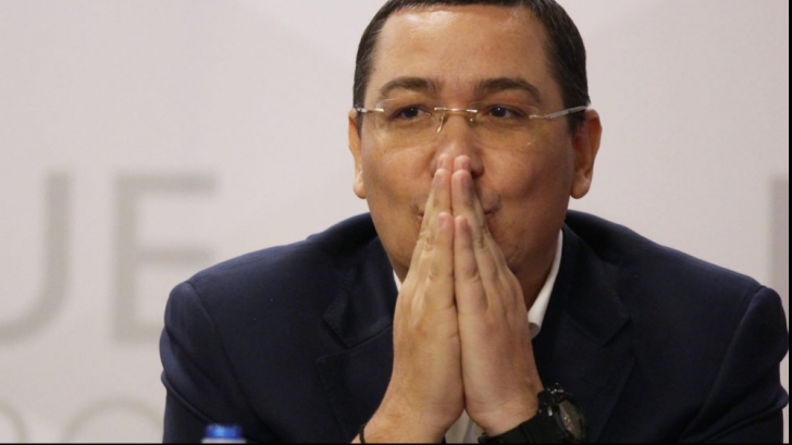 Victor Ponta, acuzat că este Pinocchio