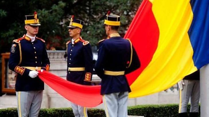 România sărbătorește Ziua Drapelului