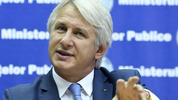Eugen Teodorovici se retrage din cursa internă pentru prezidențiale