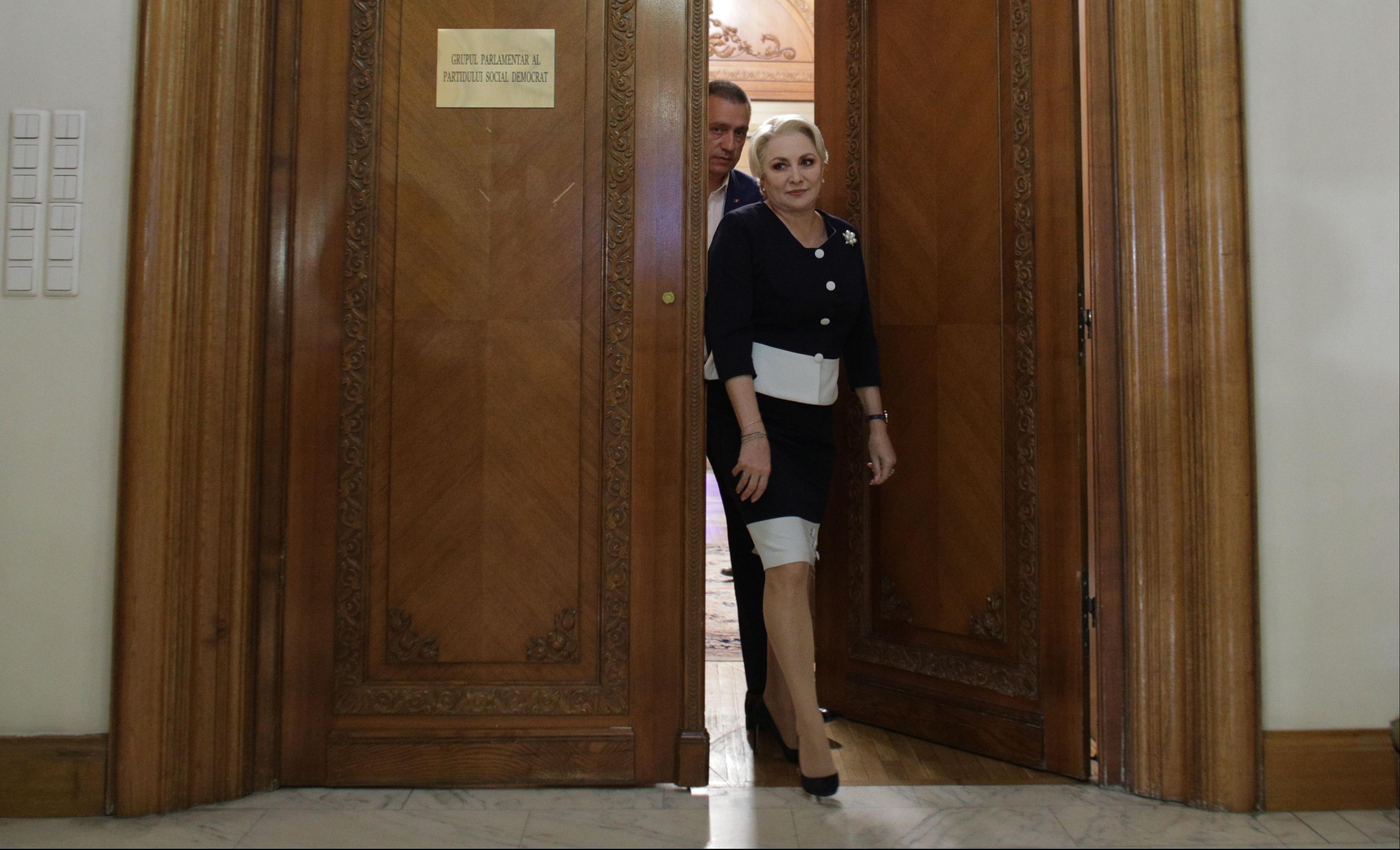 Dăncilă: Da, cred că am șanse în fața lui Iohannis. Am demonstrat că pot să fac performanță / Foto: Inquam Photos / Octav Ganea