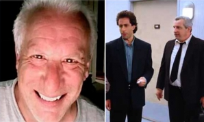 Actorul a avut un rol episodic în Seinfeld