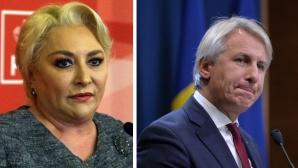 Dancila si Teodorovici, sub un potop de critici pe Facebook