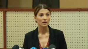 Mariana Pop, purtătorul de cuvânt al STS
