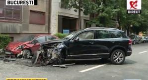 Ministrul Transporturilor, prima reacție după accidentul rutier în care a fost implicat