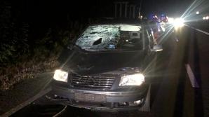 Accident mortal, într-o comună din Dolj: un bărbat a fost spulberat de mașină