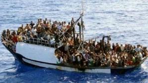 NAUFRAGIU în Marea Mediterană: cel puţin 116 imigranţi au murit / Foto: Arhivă