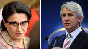 Ecaterina Andronescu vs Teodorovici