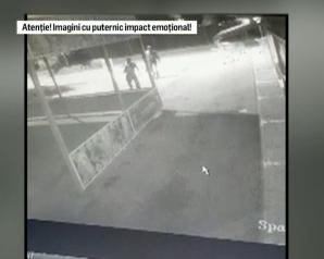 Scene de o violență incredibilă, în Capitală: bărbat UCIS în bătaie, în parcarea unui hipermarket
