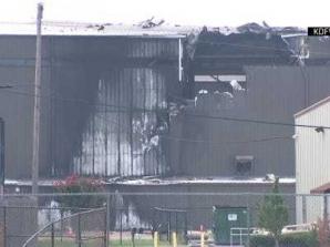 Avion prăbușit în Texas