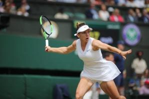 Simona Halep, campioana de la Wimbledon