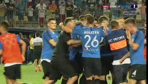 Viitorul Constanta a castigat Supercupa Romaniei, 1-0 cu CFR Cluj