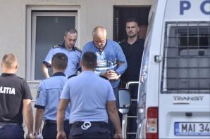 Criminalul din Caracal își retrage contestația la arestarea preventivă / Foto: Inquam Photos / Bogdan Dănescu