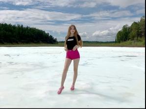 Căldură în Siberia