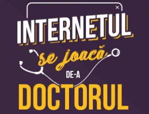 Campanie românească împotriva autodiagnosticării pe internet, premiată internaţional