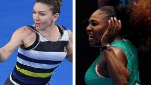 Finala de la Wimbledon în 2019: Serena Williams vs Simona Halep