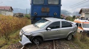 Accident feroviar, la Dej: mașină spulberată de tren / Foto: Arhivă