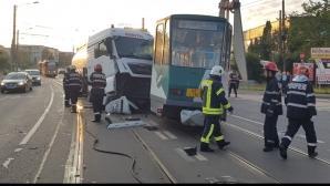 Accident grav în Cluj-Napoca