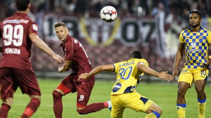 VIDEO BLOG | CFR Cluj merge mai departe în Liga Campionilor, după un egal în Israel