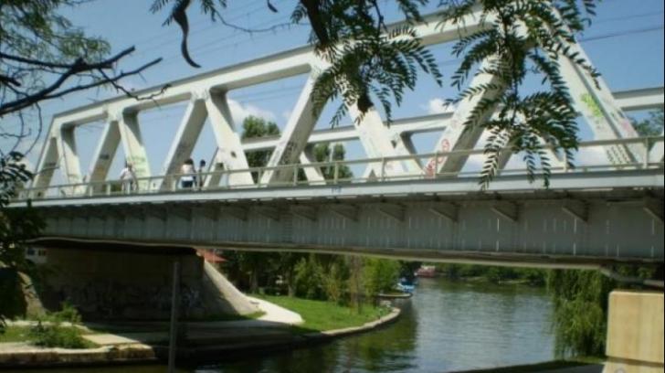 Pod peste Herastrau