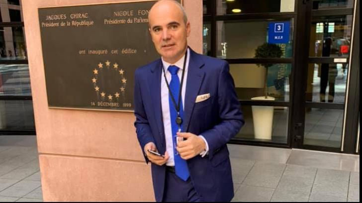 Rares Bogdan, la Bruxelles