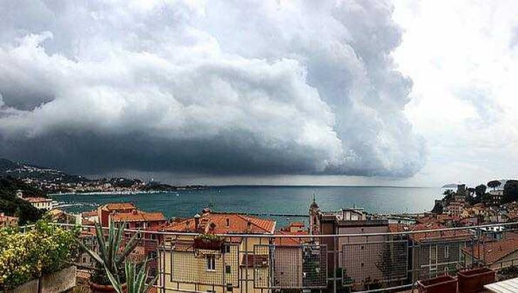 Furtuni și în Liguria