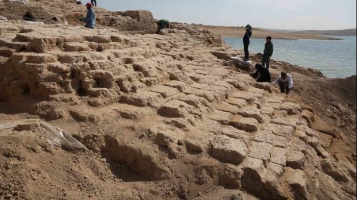 Palat vechi de 3.400 ani