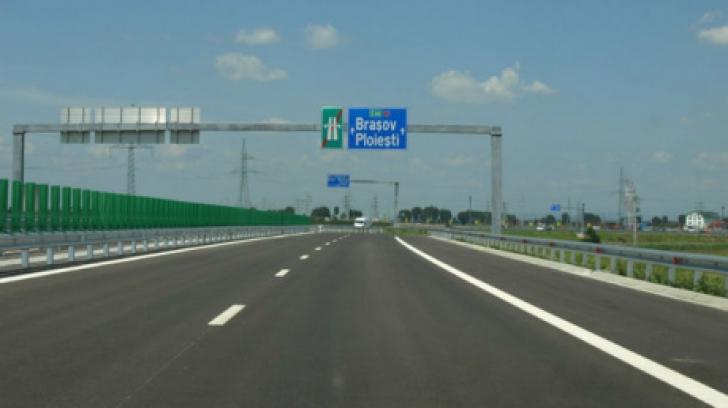 A3 București-Ploiești începe să semene cu o autostradă: s-au deschis primele toalete