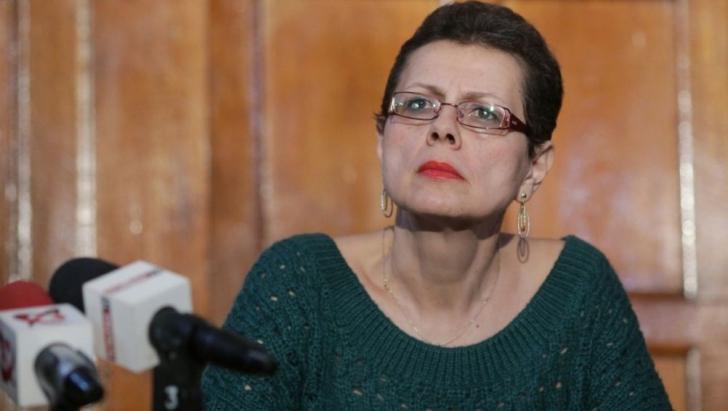 Adina Florea, pregătită să preia șefia SS