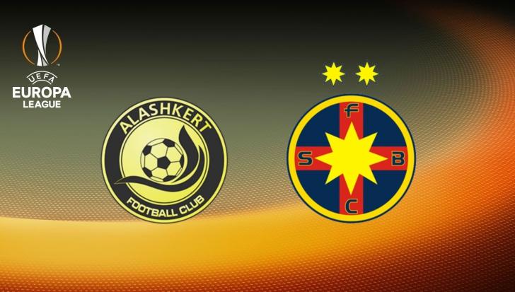 BLOG | Alashkert - FCSB 0-3