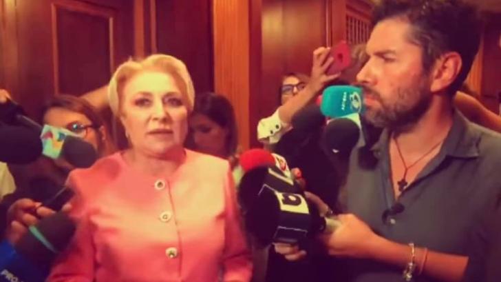 Alex Dima, veşti proaste după ce Dăncilă a zis că-şi dă demisia dacă nu intră în turul 2