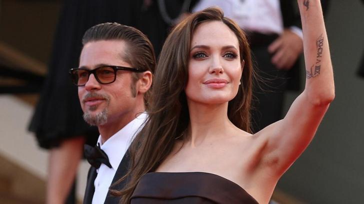 Angelina Jolie si Brad Pitt au un nou motiv de cearta. Scandalul continua
