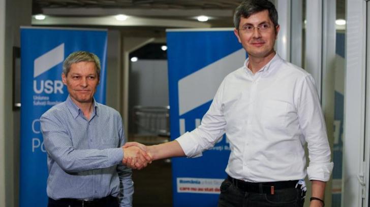 Cioloș explică de ce l-a lăsat pe Dan Barna să candideze la prezidențiale