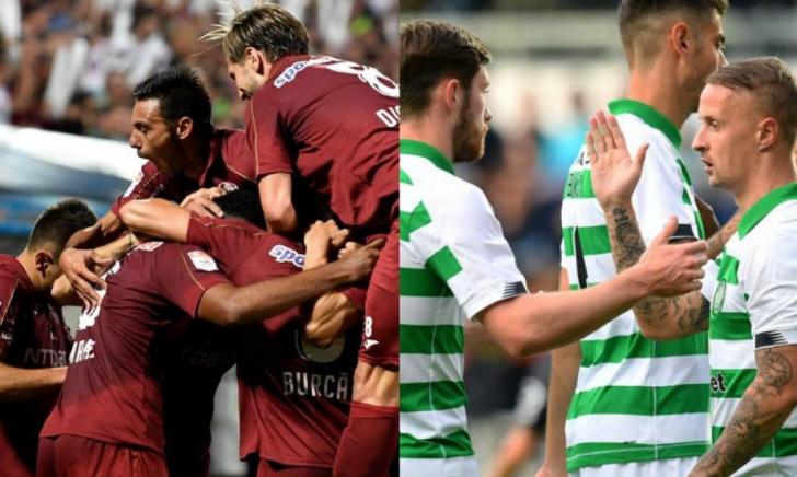 CFR Cluj vrea in grupele UCL! Cand va juca meciul cu Celtic