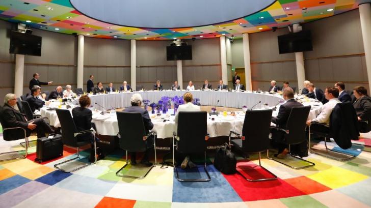 Liderii UE au purtat negocieri maraton