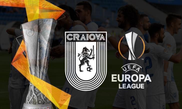 Craiova, cu gândul la grupele Europa League! Pe cine pot întâlni oltenii