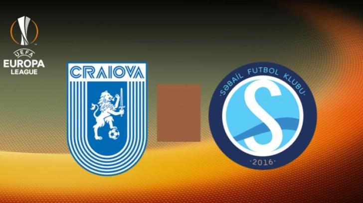 LIVE VIDEO BLOG   Craiova – Sabail, ora 19:00. Echipa lui Papură