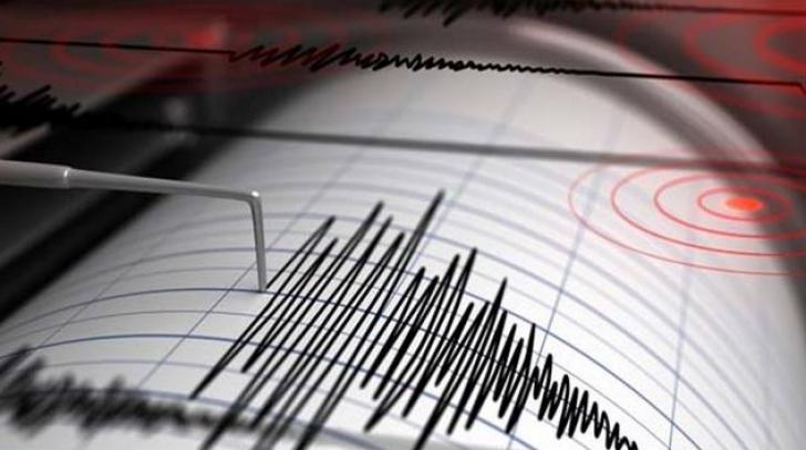 Cutremur în România, luni seară