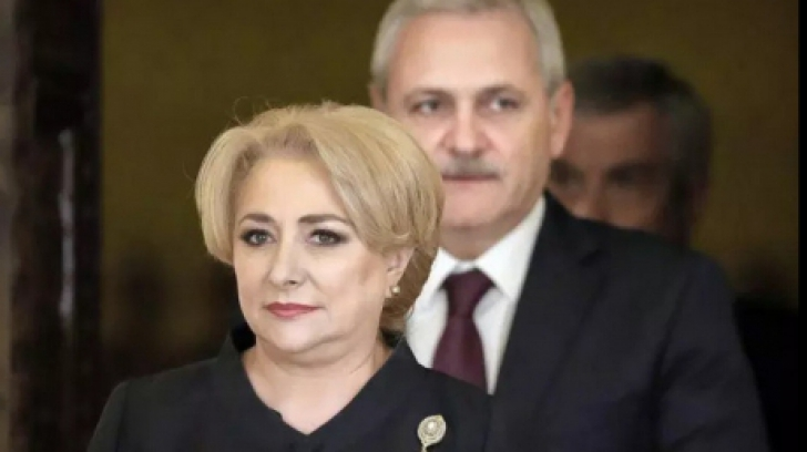 Dancila vs Dragnea