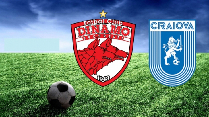 LIVE BLOG   Dinamo – Craiova, de la ora 21:00. Derby-ul etapei
