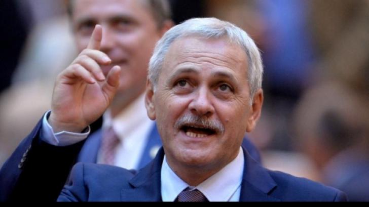 Liviu Dragnea asteapta maine decizia de dizolvare a PSD