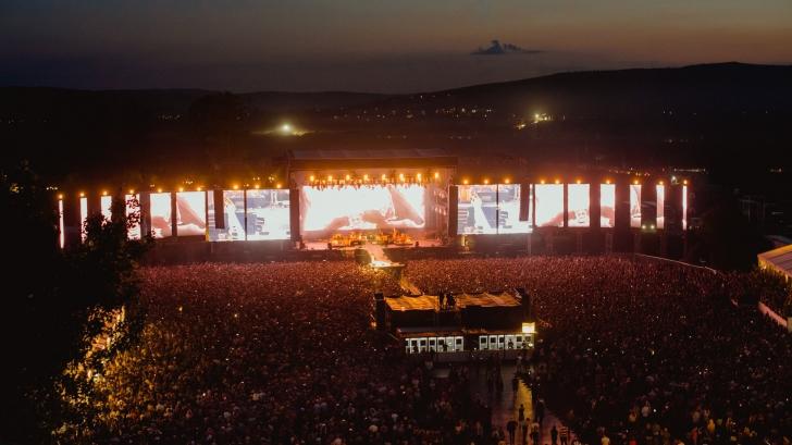 DJ-ul Tommy Cash, INTERZIS la Electric Castle, după ce a adus pe scenă o manea a lui Adi Minune / Foto: Facebook EC