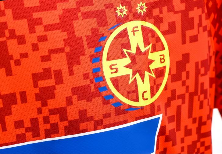 FCSB, în haine noi! Roş-albaştrii şi-au prezentat echipamentul