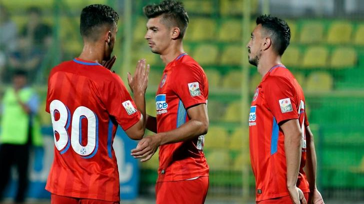 FCSB vrea în grupele Europa League! Cine i-ar putea sta în cale
