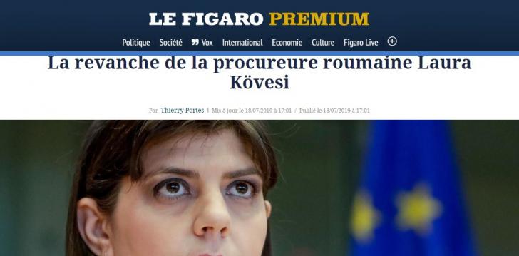 Le Figaro: Din celulă, Dragnea priveşte victoria lui Kovesi