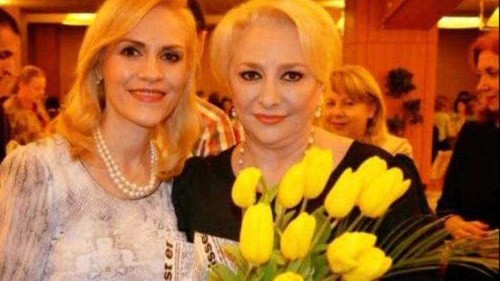 Gabriela Firea, în competiție cu Dancila