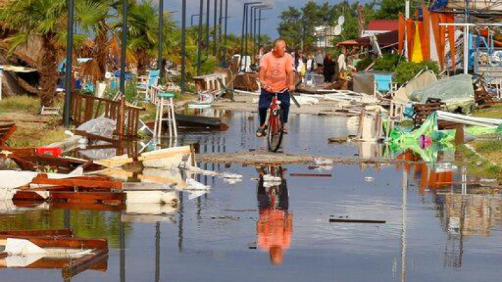 Furtună Halkidiki