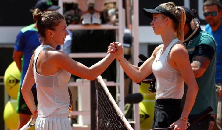 Când a fost programat meciul Halep - Svitolina, în semifinale la Wimbledon