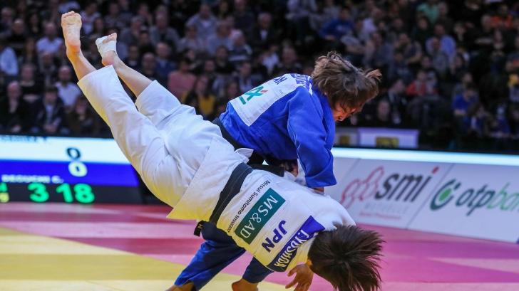 Judo. Aur pentru Romania la Campionatele Europene de seniori din Spania
