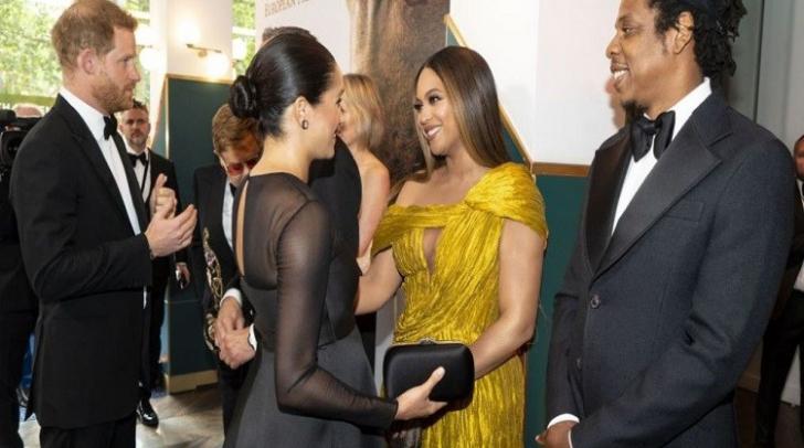 Ce se întâmplă când ducesa Meghan o întâlnește pe regina muzicii pop