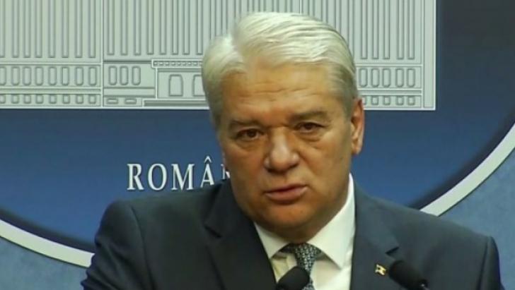 Cazul Caracal. Ministrul de Interne, Nicolae Moga, şi-a dat demisia